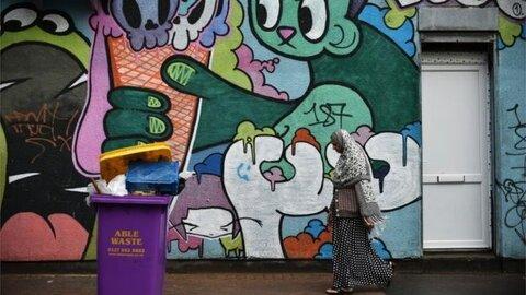 پلیس بریستول: زنان مسلمان سه چهارم شاکیان مزاحمت های خیابانی هستند.