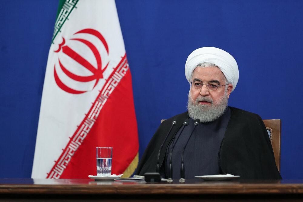 حسن روحانی نشست خبری