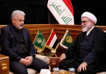 Arba'een rally foils enemies' plots targeting Muslim unity in Iraq: AQR chief custodian