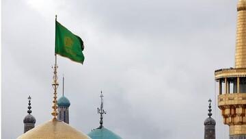 Sunni scholars from Bangladesh visit holy shrine of Imam Reza (AS)