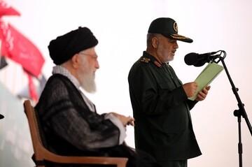 سرلشکر سلامی:   جهاد علمی یکی از آیینهای نبرد  سپاه است