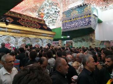 گرامیداشت اربعین حسینی در قاب صداوسیمای سمنان