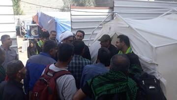 از خدمات موکب های ایرانی در داخل کشور عراق تقدیر شد