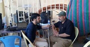 استقرار ۴۰ موکب در خانقین عراق برای خدمت رسانی به زائران