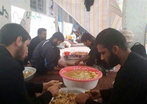 تصاویر/ خدمت رسانی به زائران اربعین