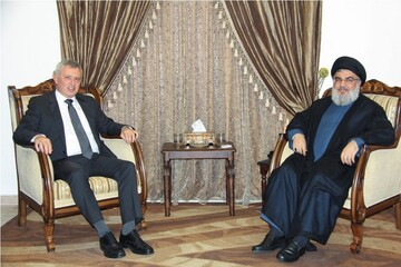 Sayyed Nasrallah discusses with Frangieh latest developments