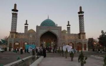 اسکان ۲۰ هزار زائر اربعین در موکب امام زاده جمال قم (ع)