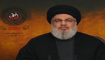 Sayyed Nasrallah says wildfires new chance for the gov't, hails national spirit