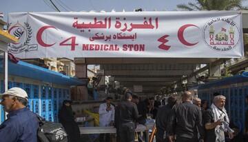 حضور پزشکان ده کشور در کربلا برای ارائه خدمات به زائران حسینی