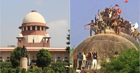 India's apex court ends hearing in Babri mosque case