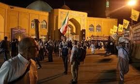 میزبانی از ٦٥ هزار زائر غیر ایرانی در قرارگاه اربعین قم