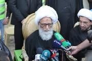 آیت الله العظمی نجفی انفجار تروریستی بغداد را محکوم کردند
