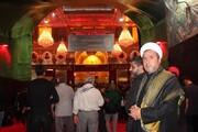 نگاهی بر عملکرد تیم رسانه ای حوزه علمیه قزوین در اربعین حسینی