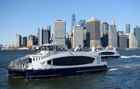 جلوگیری از سوار شدن خانواده های مسلمان به کشتی سواری نیویورکی