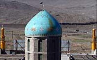 آستان مقدس امامزاده جعفر(ع) روستای زواریان