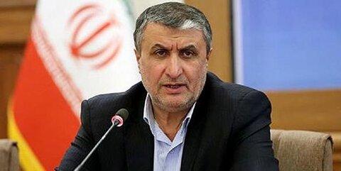 محمد اسلامی ، وزیر راه و شهرسازی