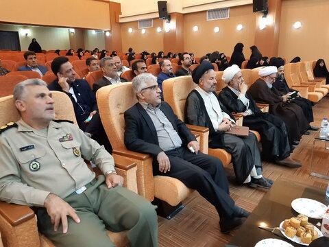 تصاویر/ مراسم تکریم و معارفه امام جمعه آران و بیدگل