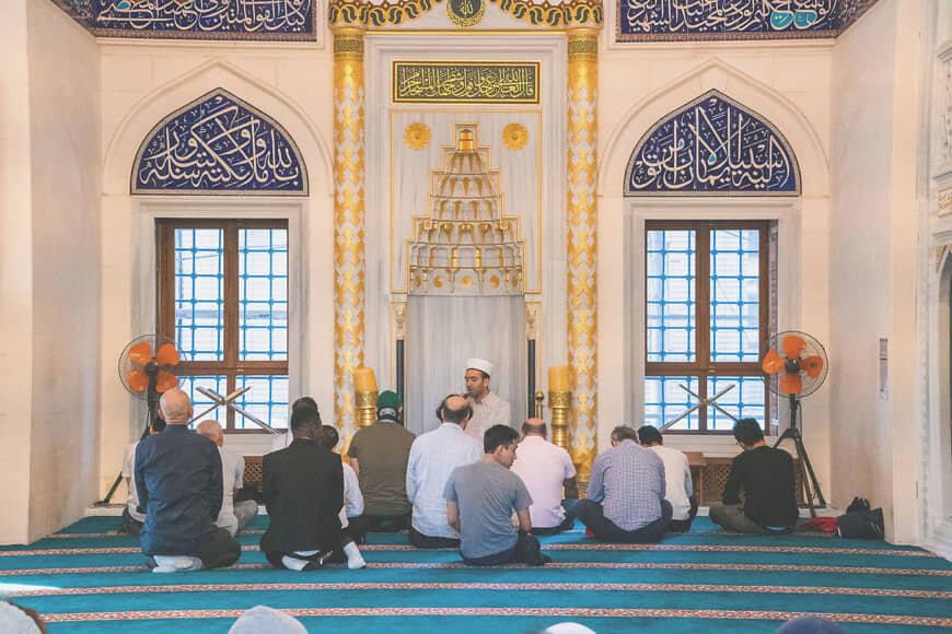 فعالیتهای مسجد بررگ توکیو برای آشنایی مردم ژاپن با اسلام + تصاویر