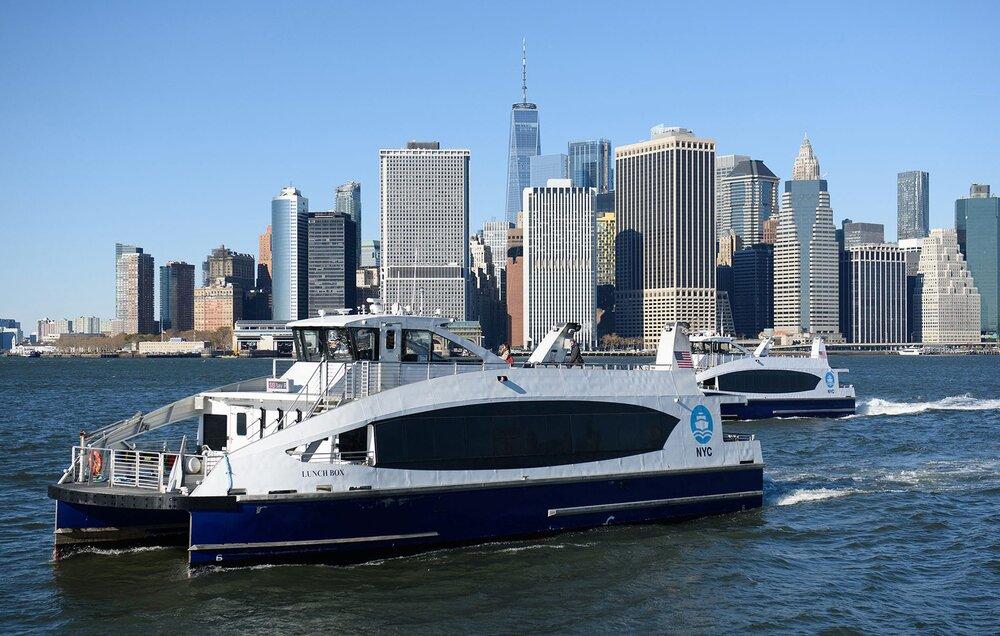 جلوگیری از سوار شدن خانوادههای مسلمان به کشتی در نیویورک