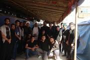 عراقی ها رسم میهمان نوازی را به خوبی انجام دادند