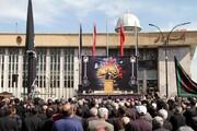 برگزاری همایش جاماندگان اربعین حسینی در همدان
