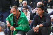 تصاویر/ اجتماع جاماندگان اربعین در آستان محمد هلال بن علی (ع) آران و بیدگل
