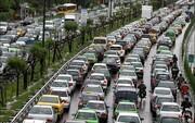 ترافیک پر حجم و روان در محورهای منتهی به استان ایلام و مرز خسروی