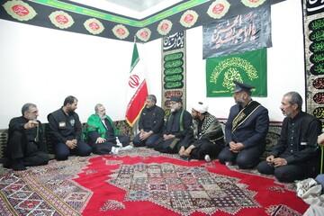 رئیس قوه قضاییه از خدمات موکب حرم حضرت معصومه(س) در عراق تقدیر کرد