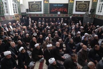 مراسم عزاداری آخر ماه صفر در دفتر امام جمعه همدان برگزار می شود