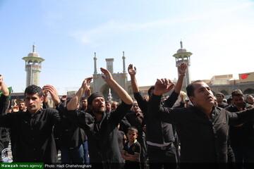 بالصور/ العتبة المعصومية المقدسة تحيي ذكرى أربعينية الإمام الحسين (ع)