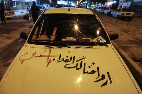 تصاویر/ آخرین روزهای خادمی در چذابه