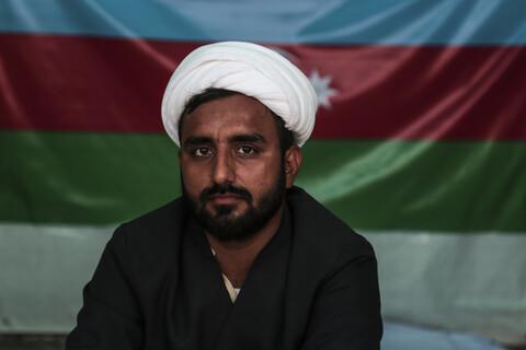 حجت الاسلام انصر علی ، مبلغ پاکستانی