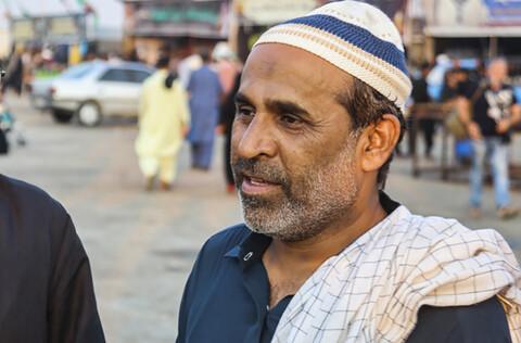 علی سان ضیاءالحق ، زائر پاکستانی