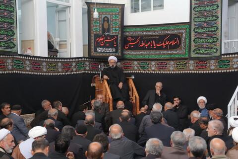 مراسم عزاداری اربعین حسینی در بیوت مراجع و علما