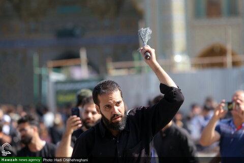بمشاركة مواكب العزاء الحسيني؛بالصور/ العتبة المعصومية المقدسة تحيي ذكرى أربعينية الإمام الحسين (ع)