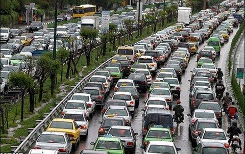 ترافیک پر حجم و روان
