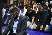 دانشجویان مسلمان دانشگاه فلوریدا مراسم خیریه برگزار کردند