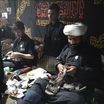 طلبه ی کفاش؛ پربازدیدترین پست فیسبوک حوزه به زبان اردو