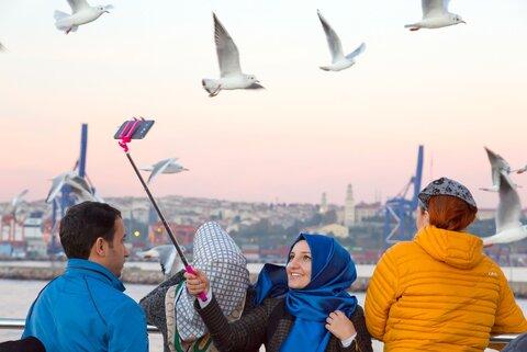 نقش رو به افزایش زنان مسلمان در تقویت گردشگری حلال در دنیا