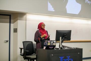 انجمن اسلامی دانشگاه بوفالو آمریکا میزبان نشست «مبارزه با خشونت خانوادگی» بود