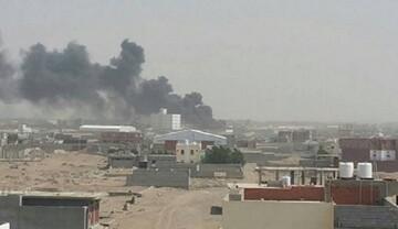 الصحة اليمنية تدين جريمة قصف سوق الرقو بصعدة