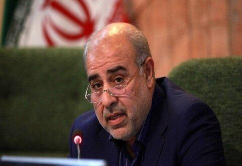 محمد ابراهیم الهی تبار معاون سیاسی امنیتی استاندار کرمانشاه