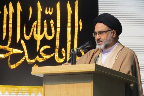 حجت الاسلام والمسلمین سید محمد نقیب