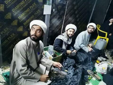 تصاویر/ گوشههایی از خاطرات راهپیمایی اربعین حسینی