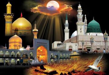 اقامه عزای ۲۸ صفر با اعزام بیش از ۱۰۰ مبلغ  به مساجد کرمانشاه