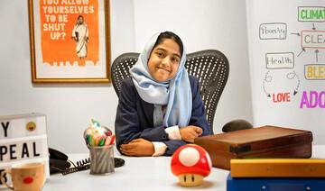 ایده دختر 11 ساله انگلیسی برای مواجه با اسلامهراسی