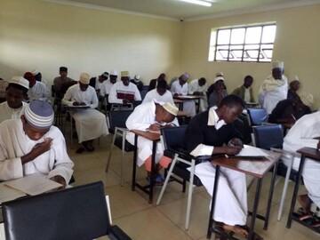 آزمون نهایی «فقه استدلالی» در کشور تانزانیا برگزار شد