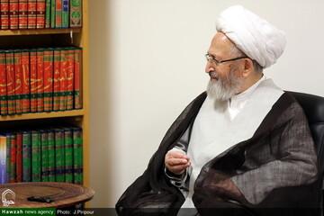 فيديو/ كلمة سماحة آیة الله الشیخ جعفر السبحاني حول میلاد النبي الأکرم (ص) ووحدة المسلمين