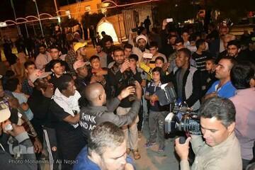 پذیرایی از یک میلیون و ۹۵۰ هزار زائر در موکب امام خامنهای خرم آباد