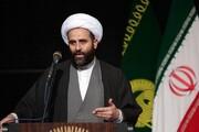 مجاهدت در راه خدا  یعنی ورود به عرصه مبارزه حق علیه باطل